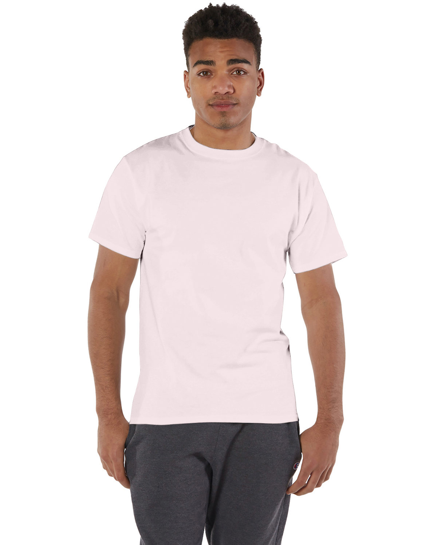 Champion Adult 6 oz. Short-Sleeve T-Shirt BODY BLUSH