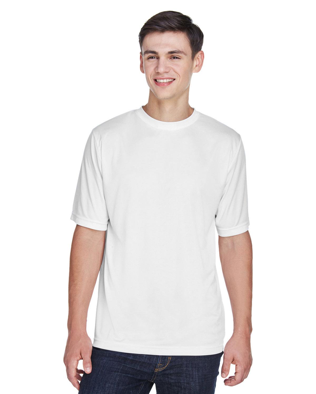Team 365 Men's Zone Performance T-Shirt WHITE