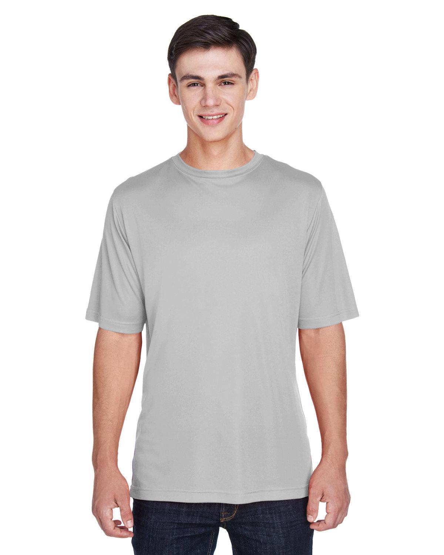 Team 365 Men's Zone Performance T-Shirt SPORT SILVER
