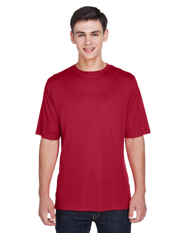 Team 365 Men's Zone Performance T-Shirt SPORT SCRLET RED