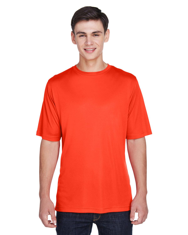 Team 365 Men's Zone Performance T-Shirt SPORT ORANGE