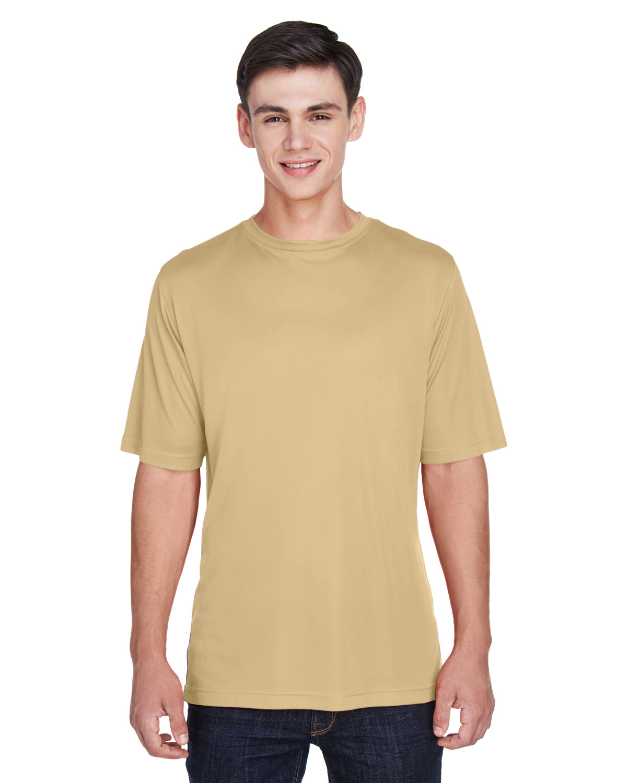 Team 365 Men's Zone Performance T-Shirt SPORT VEGAS GOLD