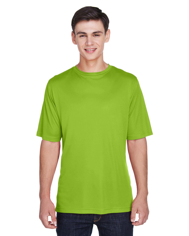 Team 365 Men's Zone Performance T-Shirt ACID GREEN