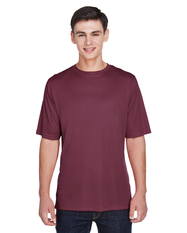 Team 365 Men's Zone Performance T-Shirt SPORT DRK MAROON