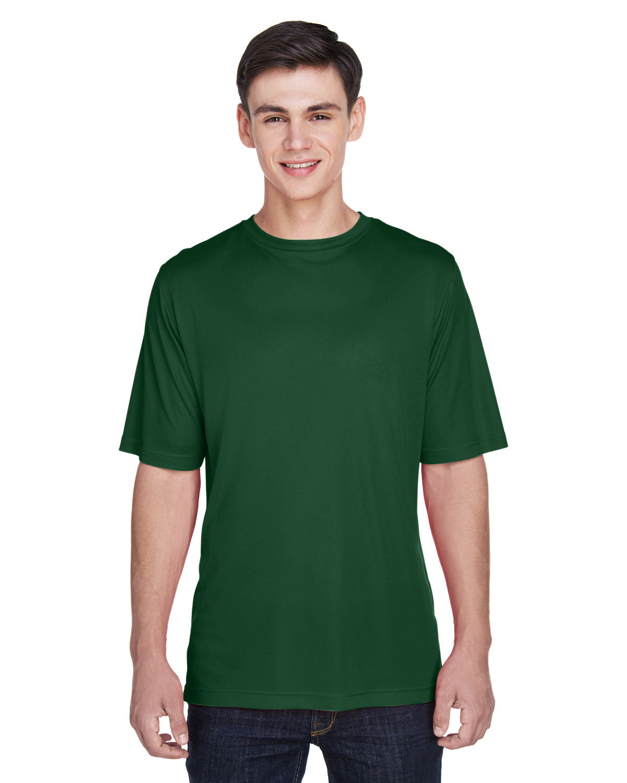 Team 365 Men's Zone Performance T-Shirt SPORT DARK GREEN