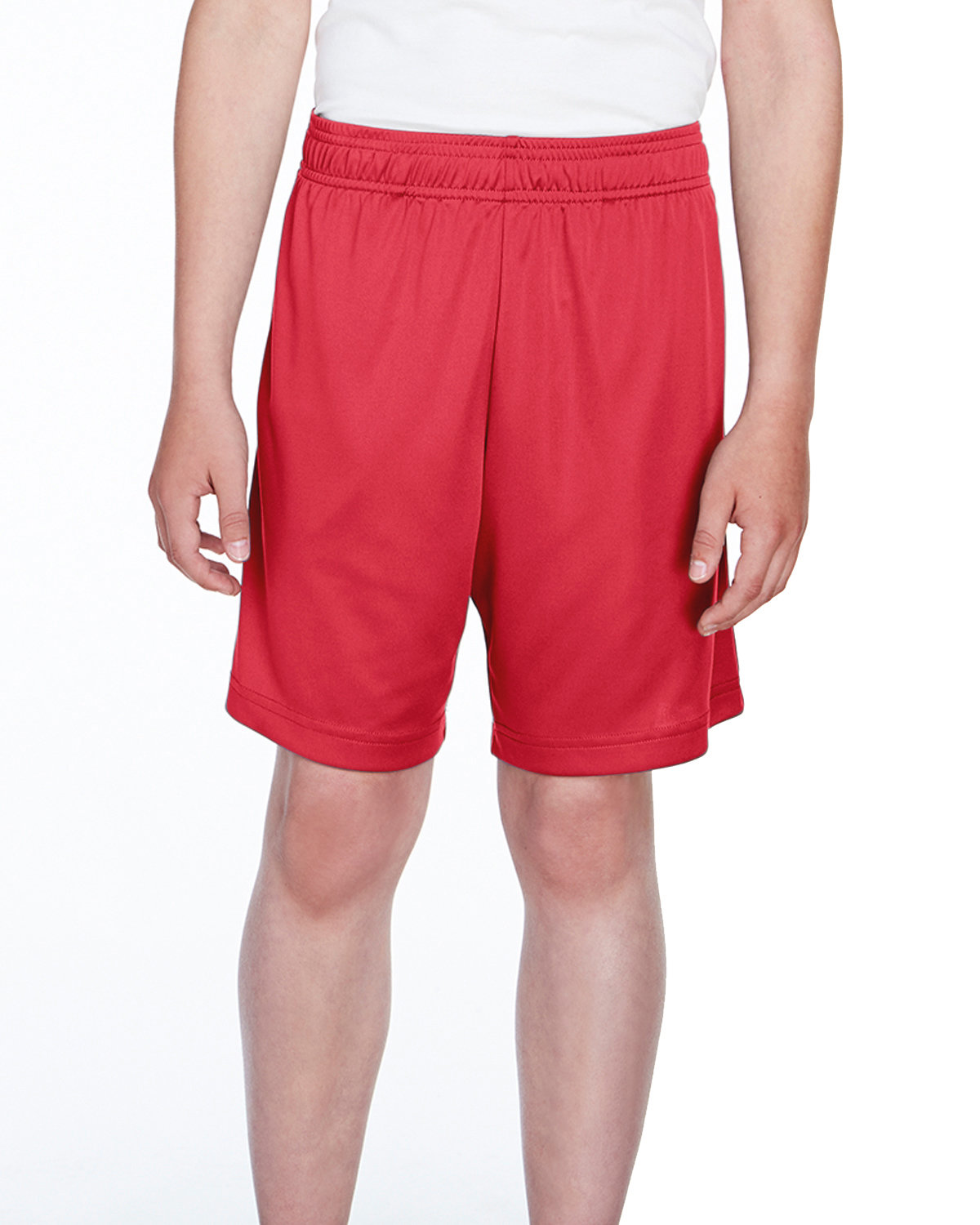 Team 365 Youth Zone Performance Short SPORT RED