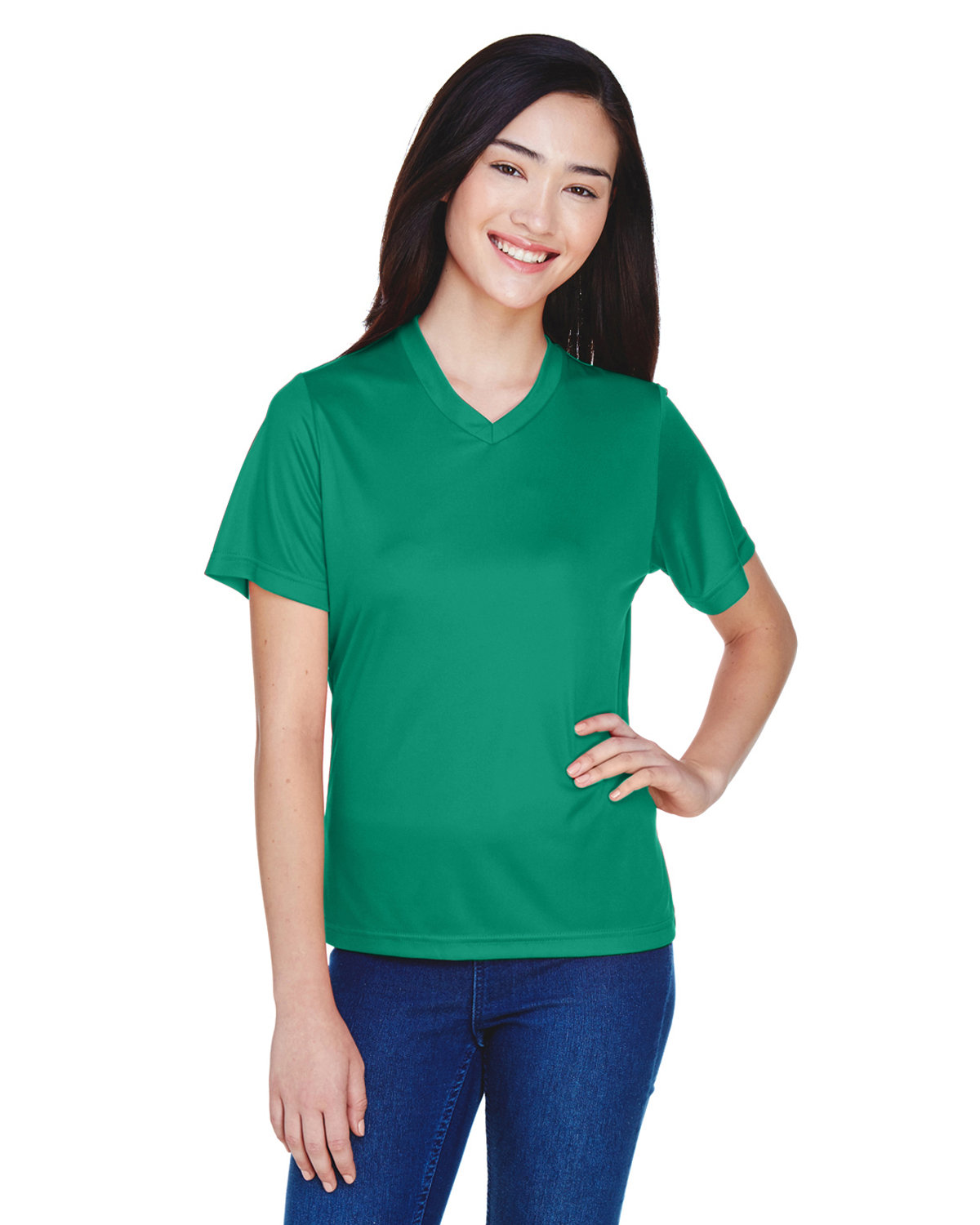Team 365 Ladies' Zone Performance T-Shirt SPORT KELLY