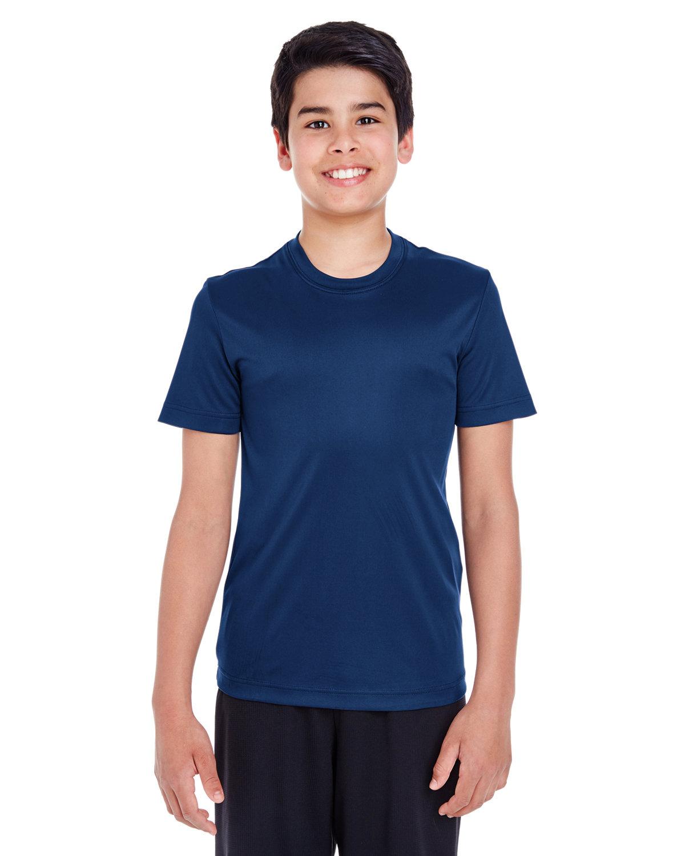 Team 365 Youth Zone Performance T-Shirt SPORT DARK NAVY