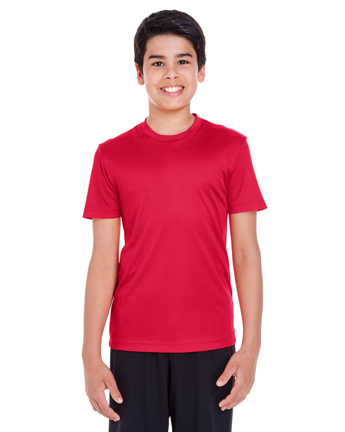 Team 365 Youth Zone Performance T-Shirt SPORT RED