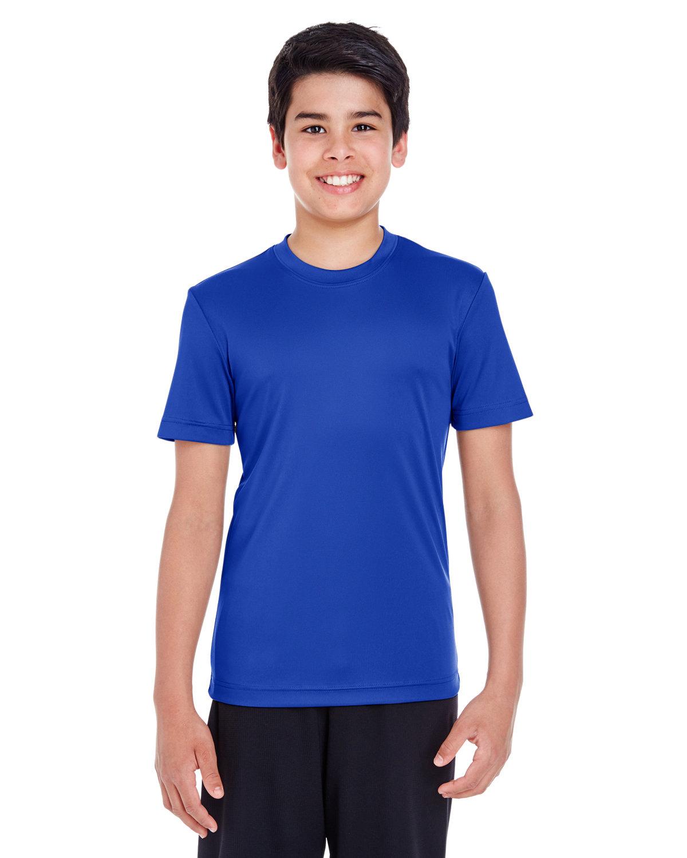 Team 365 Youth Zone Performance T-Shirt SPORT ROYAL