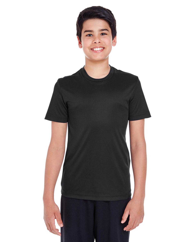 Team 365 Youth Zone Performance T-Shirt BLACK
