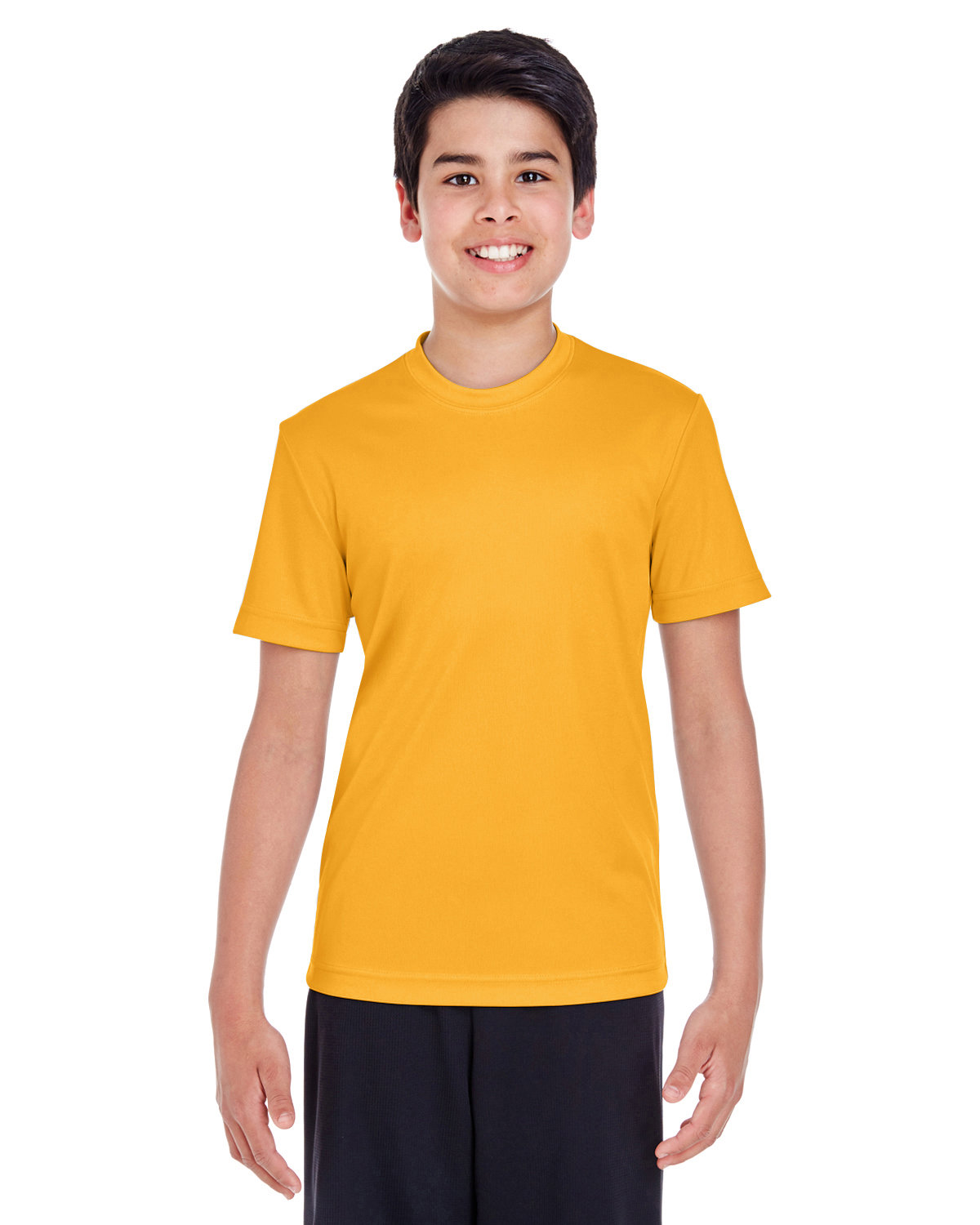 Team 365 Youth Zone Performance T-Shirt SP ATHLETIC GOLD