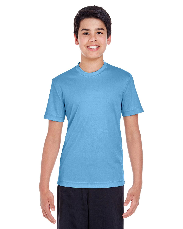 Team 365 Youth Zone Performance T-Shirt SPORT LIGHT BLUE