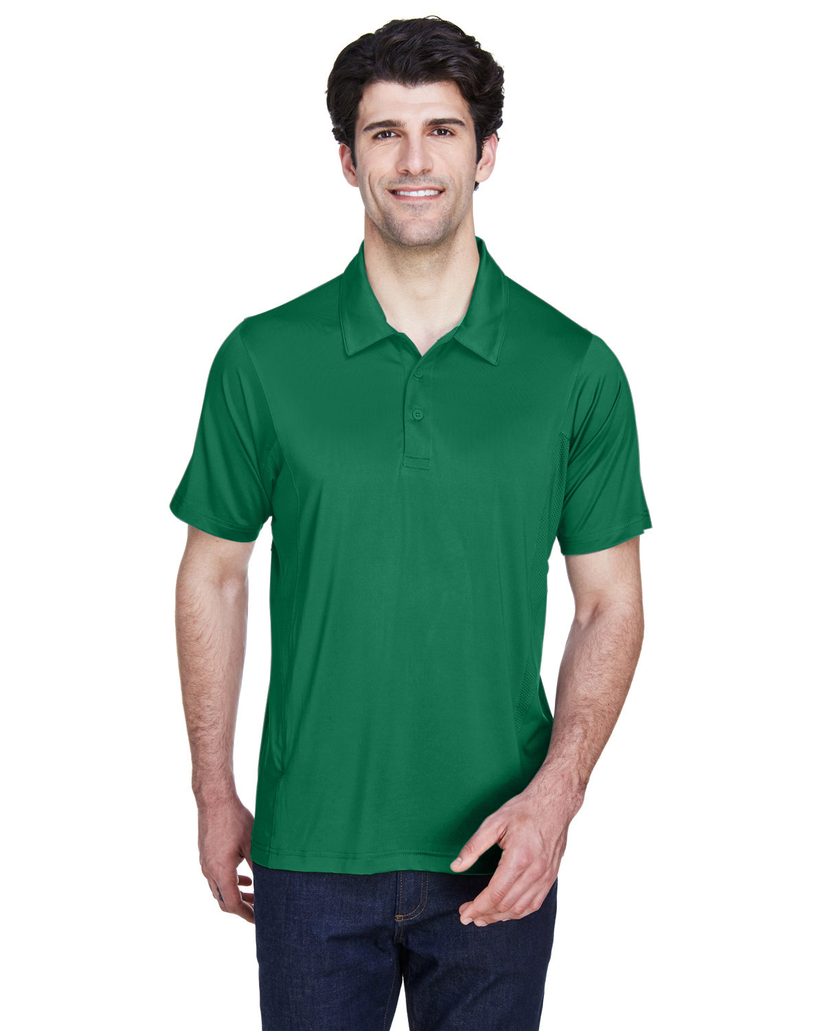 Team 365 Men's Charger Performance Polo SPORT KELLY