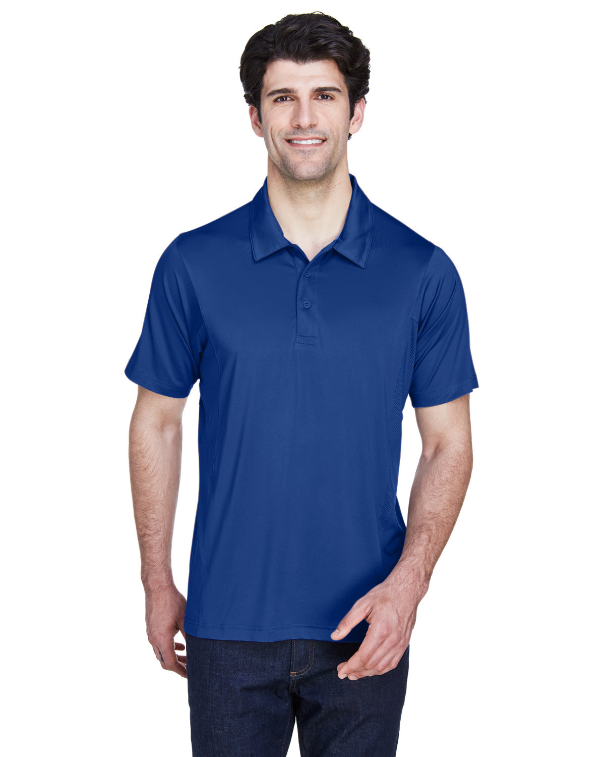 Team 365 Men's Charger Performance Polo SPORT ROYAL
