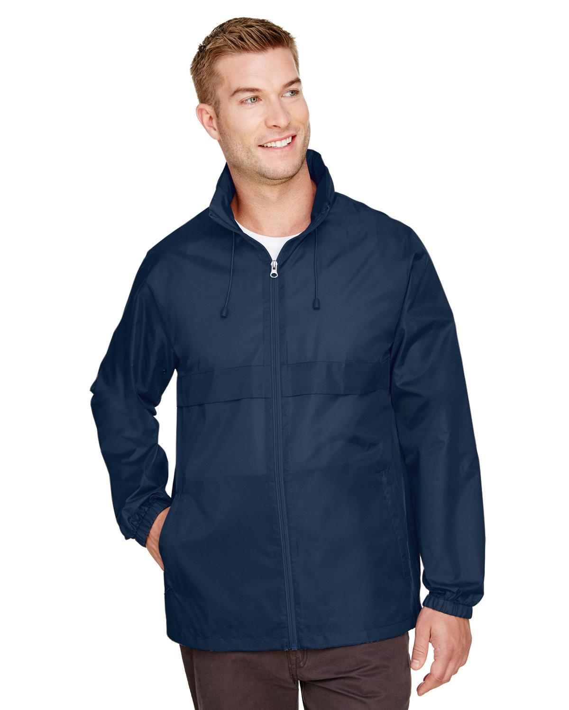 Team 365 Adult Zone Protect Lightweight Jacket SPORT DARK NAVY