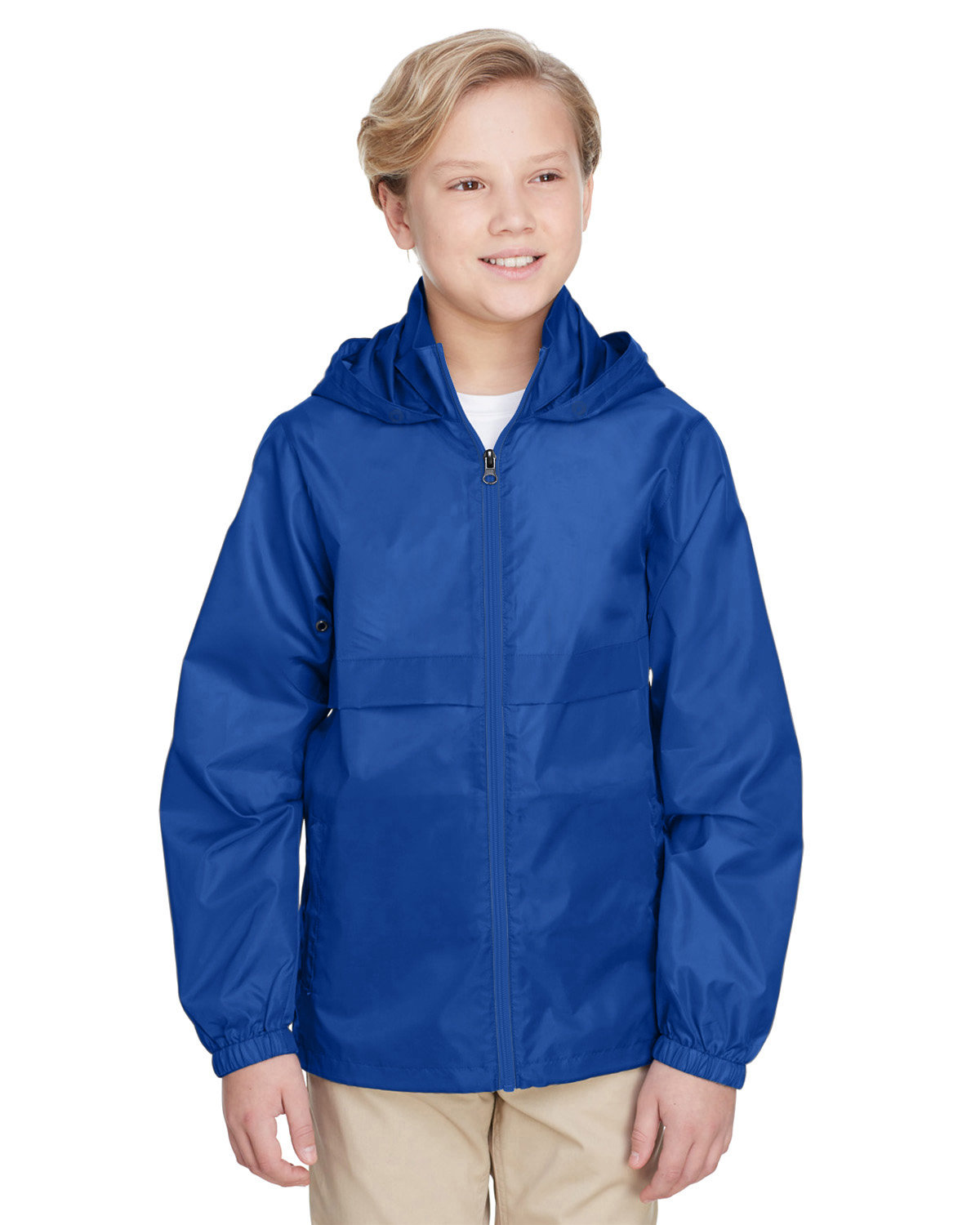 Team 365 Youth Zone Protect Lightweight Jacket SPORT ROYAL