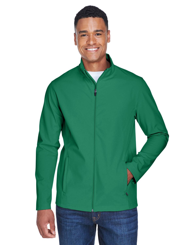 Team 365 Men's Leader Soft Shell Jacket SPORT KELLY