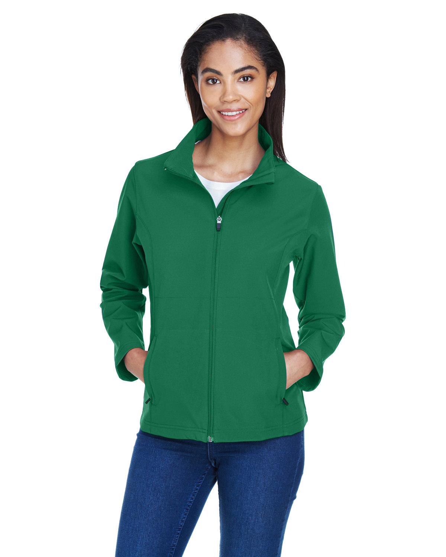 Team 365 Ladies' Leader Soft Shell Jacket SPORT KELLY