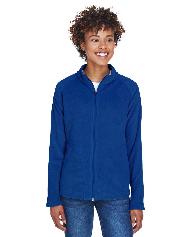 Team 365 Ladies' Campus Microfleece Jacket SPORT ROYAL