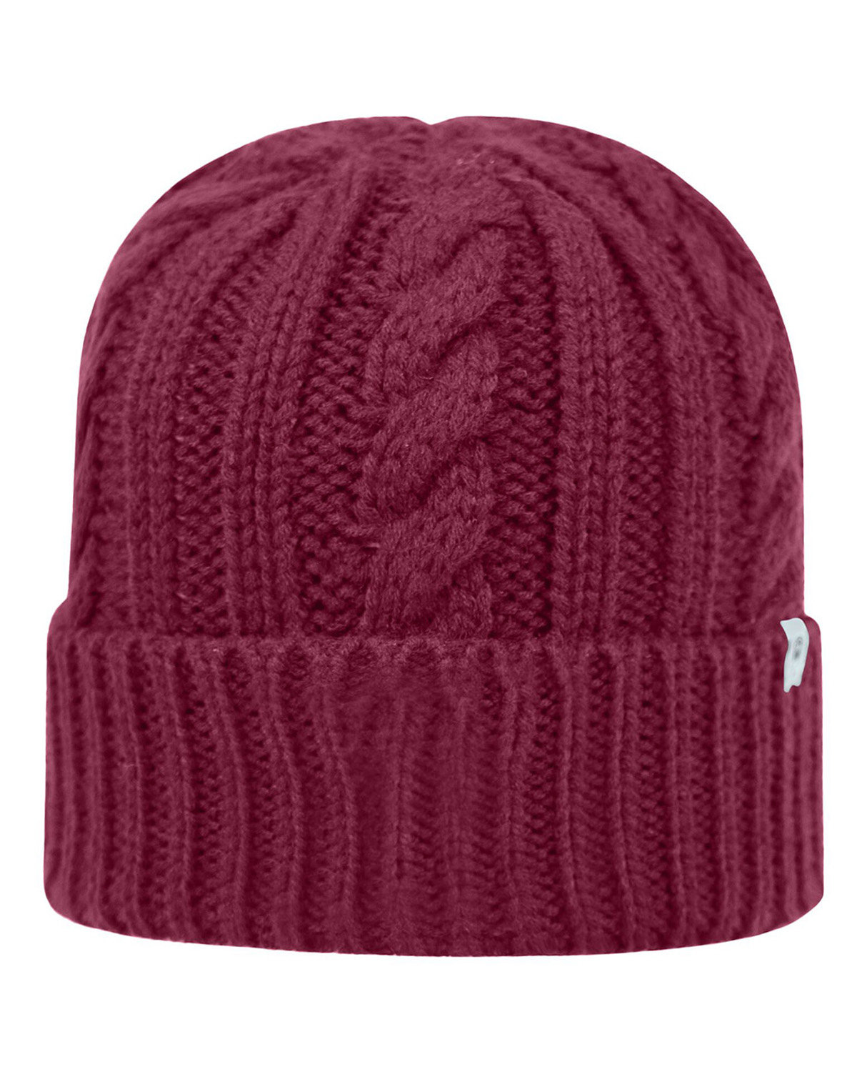 Top Of The World Adult Empire Knit Cap BURGUNDY