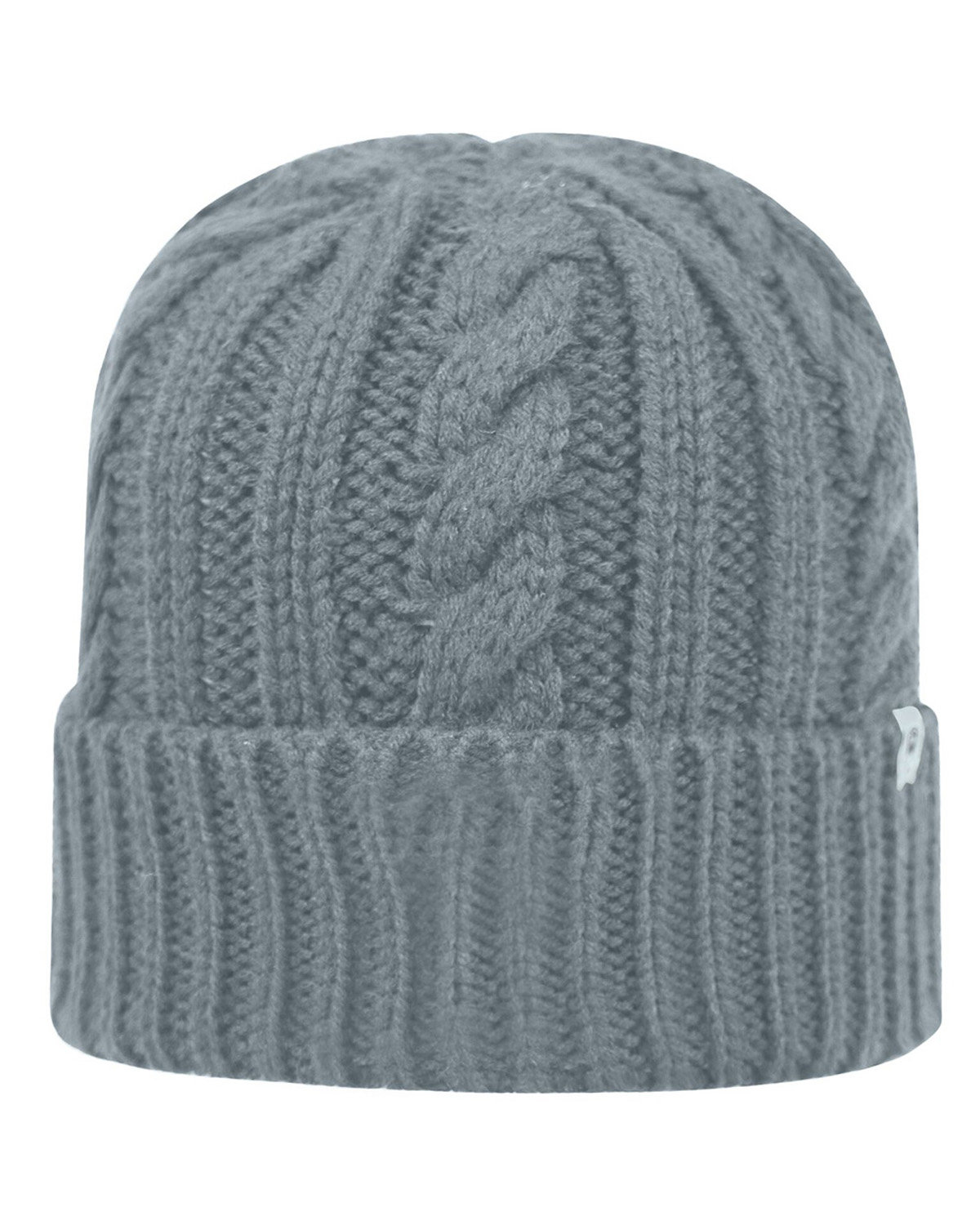Top Of The World Adult Empire Knit Cap GREY