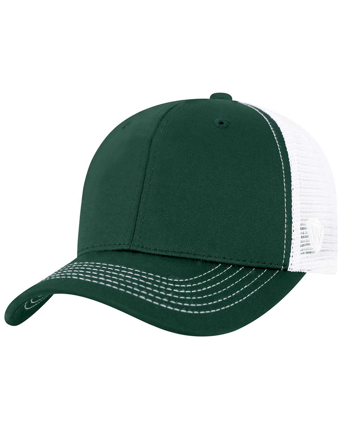 Top Of The World Adult Ranger Cap FOREST/ WHITE