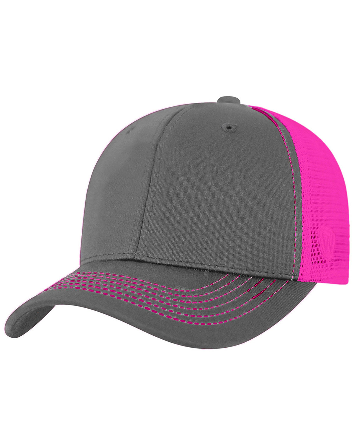 Top Of The World Adult Ranger Cap CHRCL/ NEON PINK