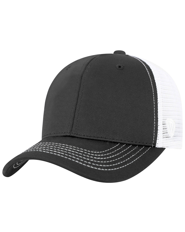 Top Of The World Adult Ranger Cap BLACK/ WHITE