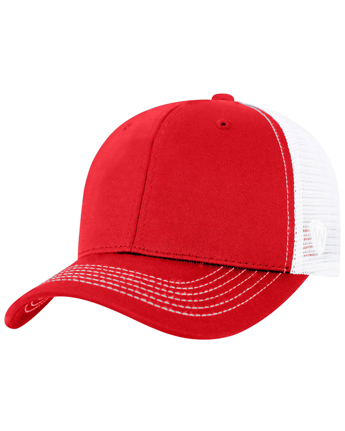 Top Of The World Adult Ranger Cap RED/ WHITE