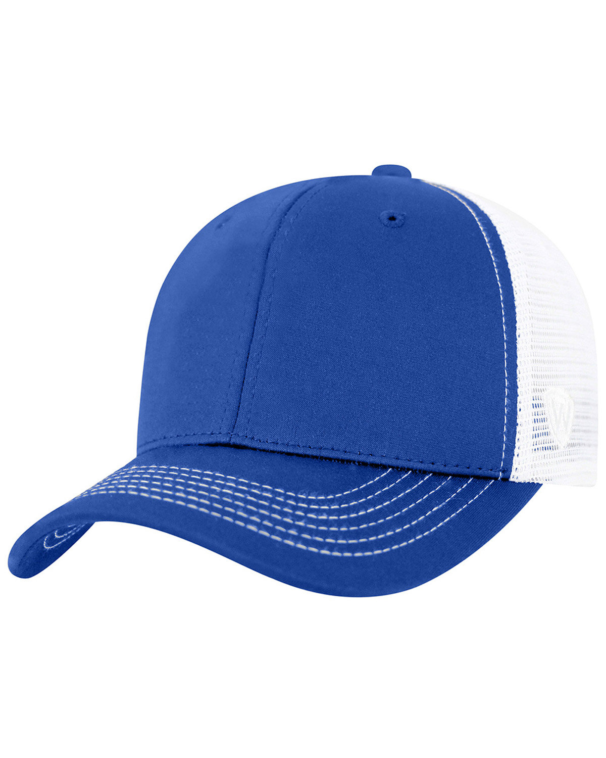 Top Of The World Adult Ranger Cap ROYAL/ WHITE