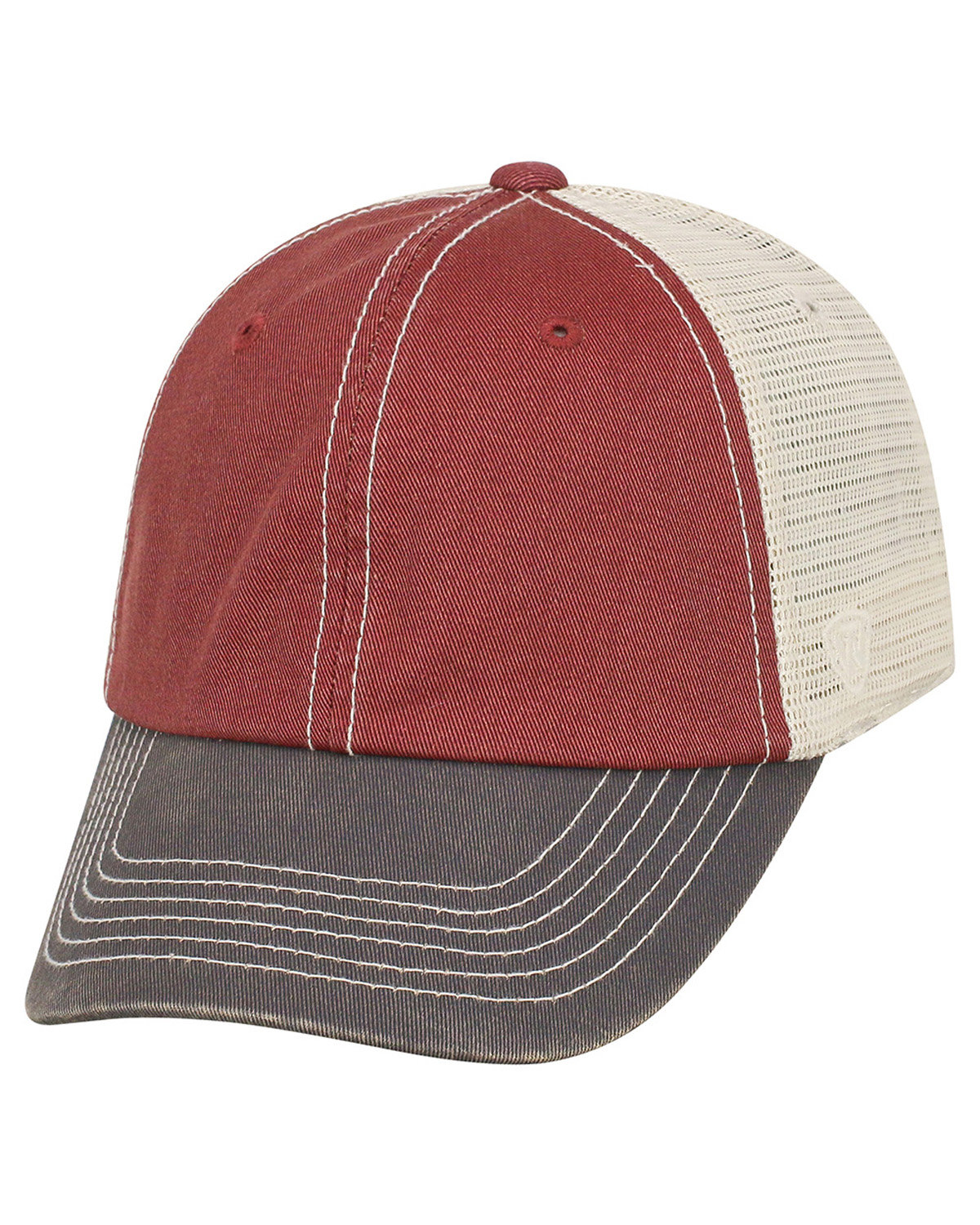 Top Of The World Adult Offroad Cap BURGUNDY