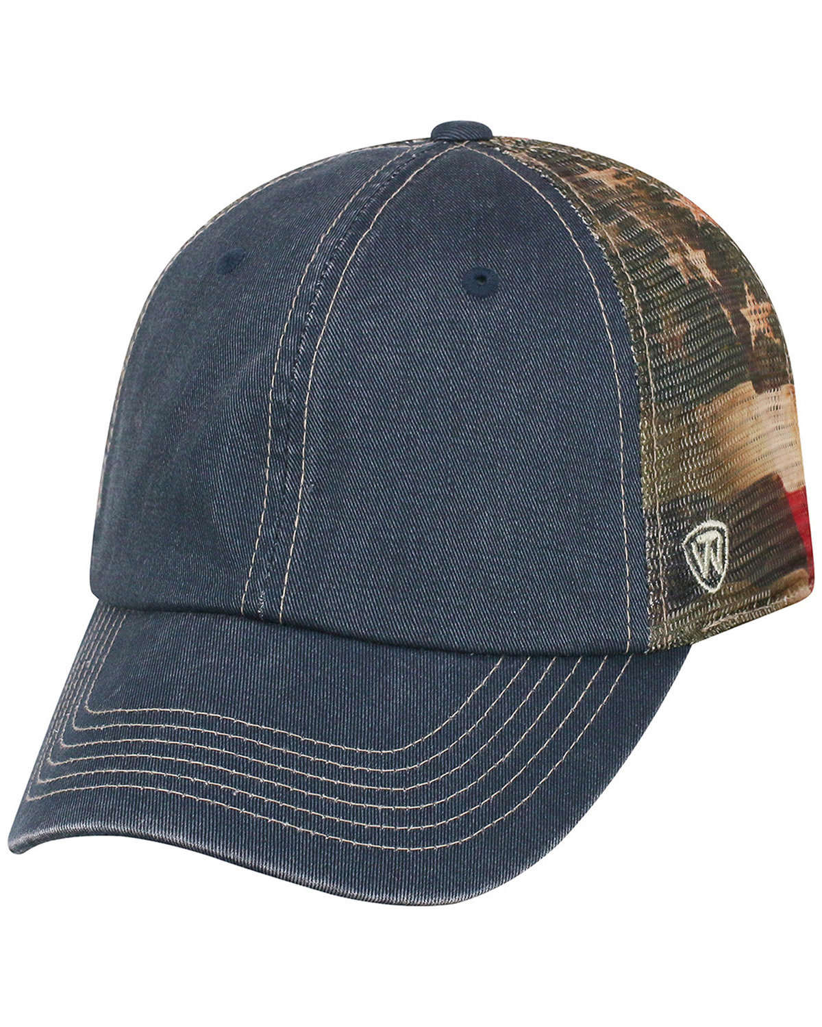 Top Of The World Adult Offroad Cap FLAGTACULAR