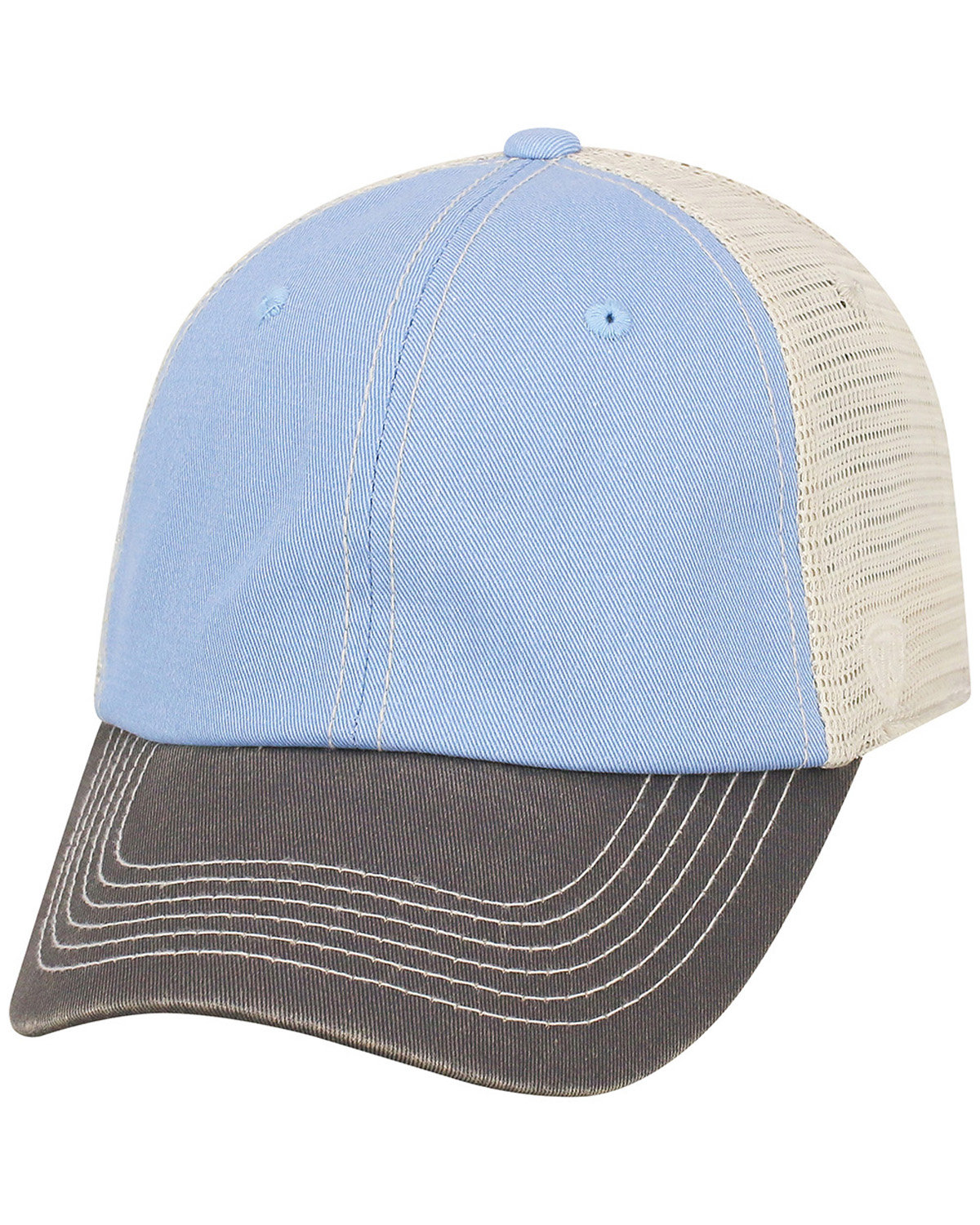 Top Of The World Adult Offroad Cap LIGHT BLUE