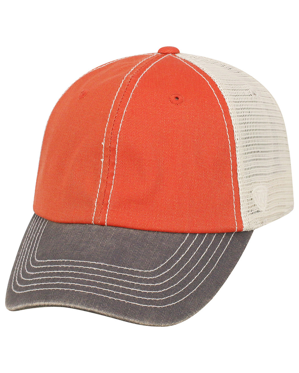 Top Of The World Adult Offroad Cap ORANGE