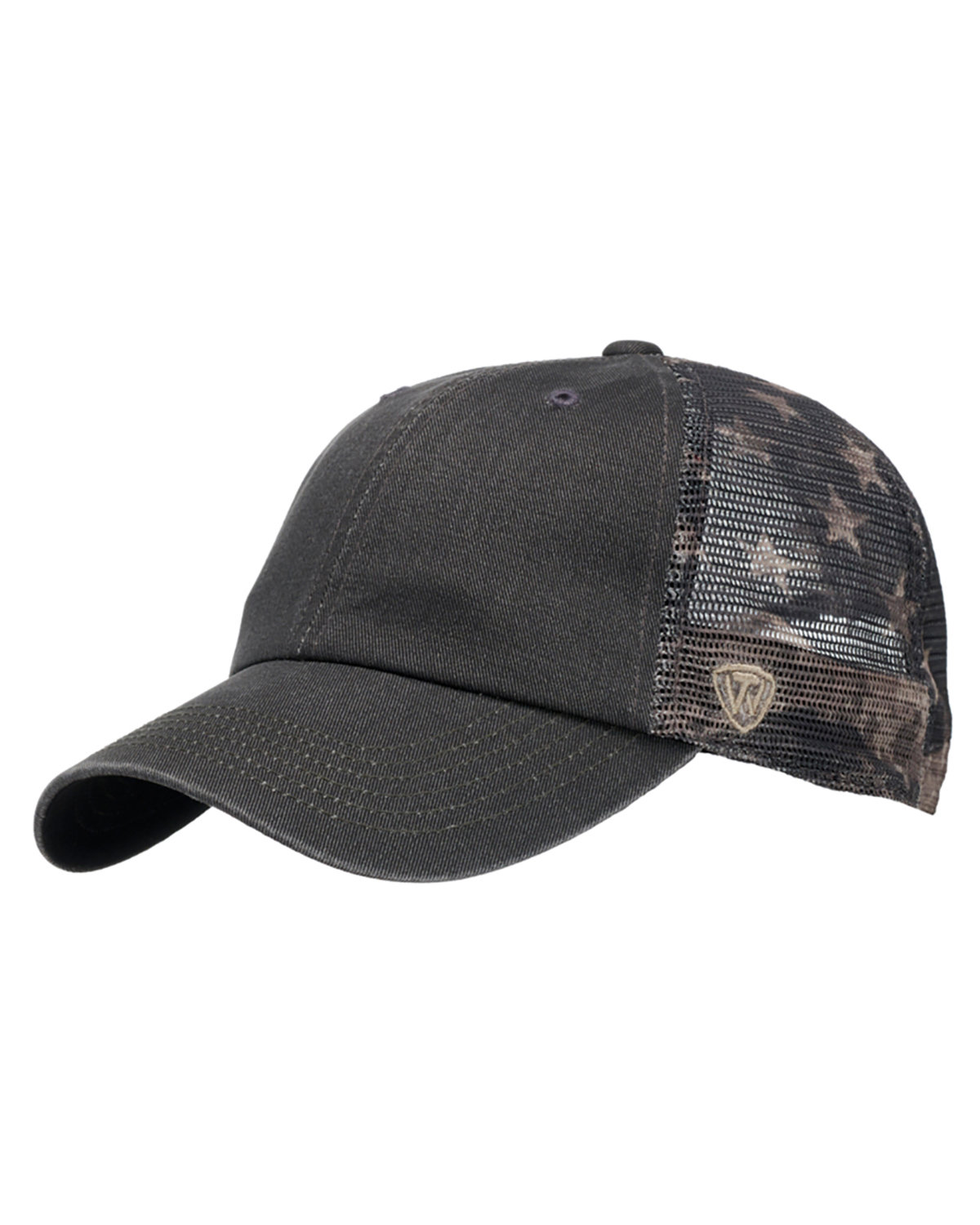 Top Of The World Adult Offroad Cap BLK FLAGTACULAR