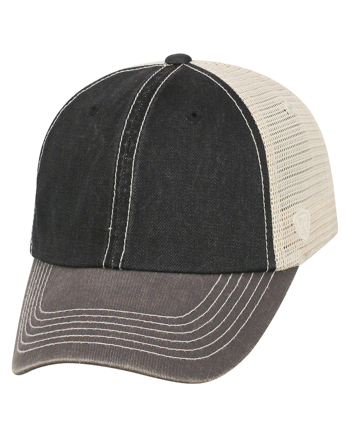 Top Of The World Adult Offroad Cap BLACK