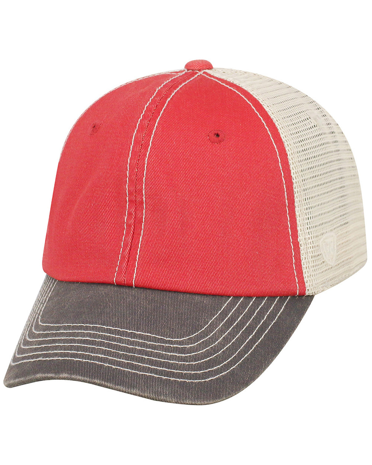 Top Of The World Adult Offroad Cap RED
