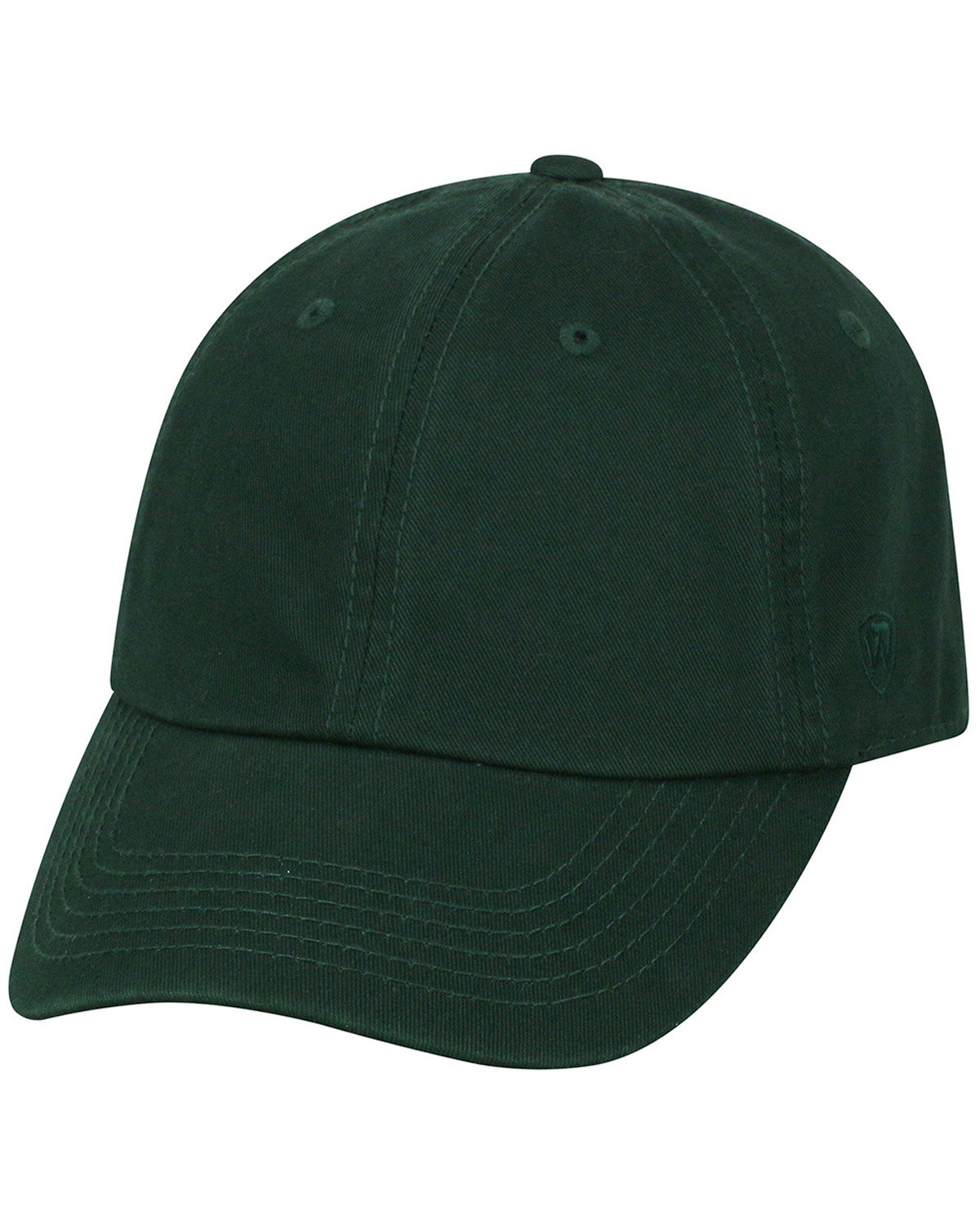 Top Of The World Adult Crew  Cap FOREST
