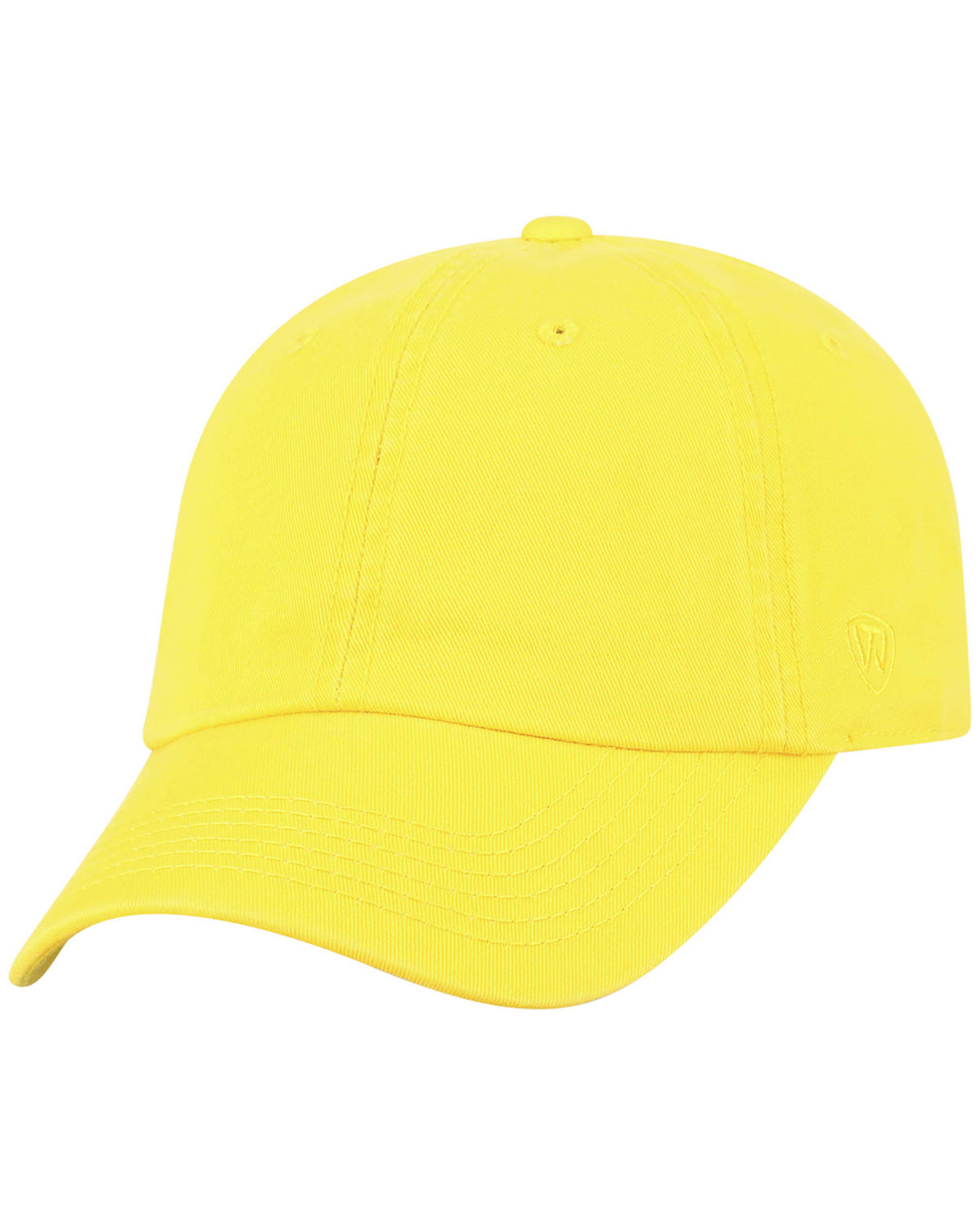 Top Of The World Adult Crew  Cap GOLD