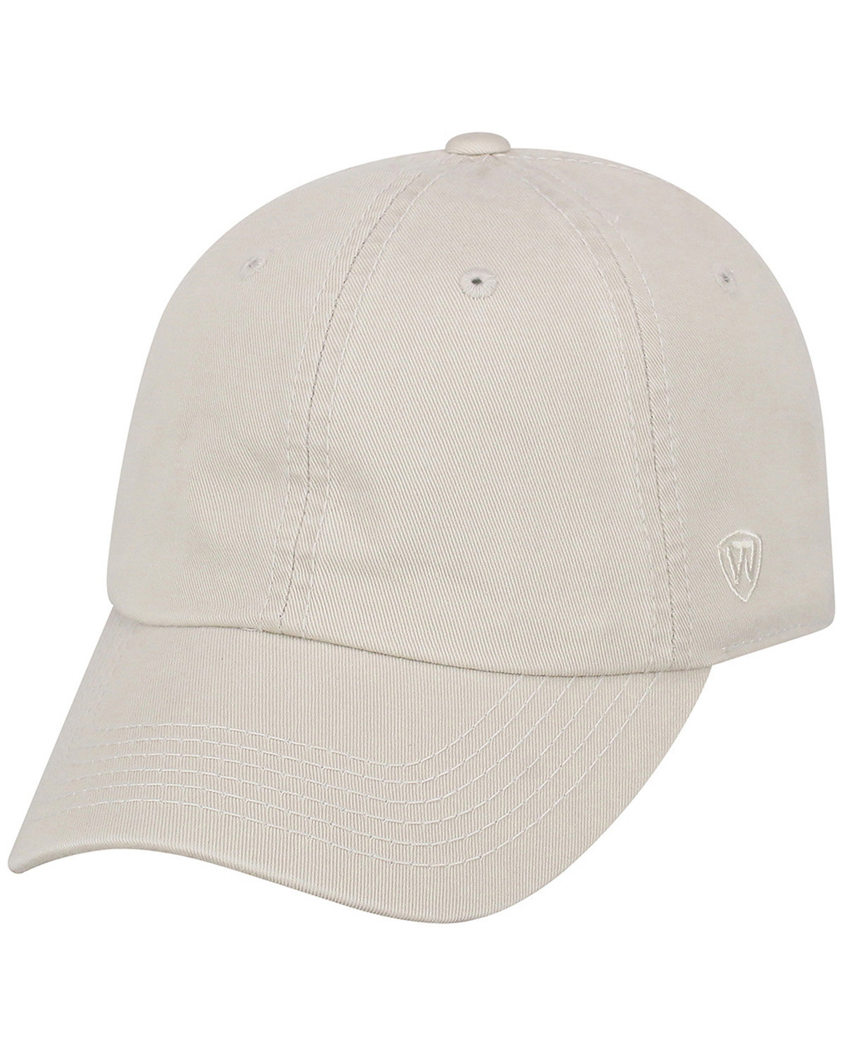 Top Of The World Adult Crew  Cap STONE