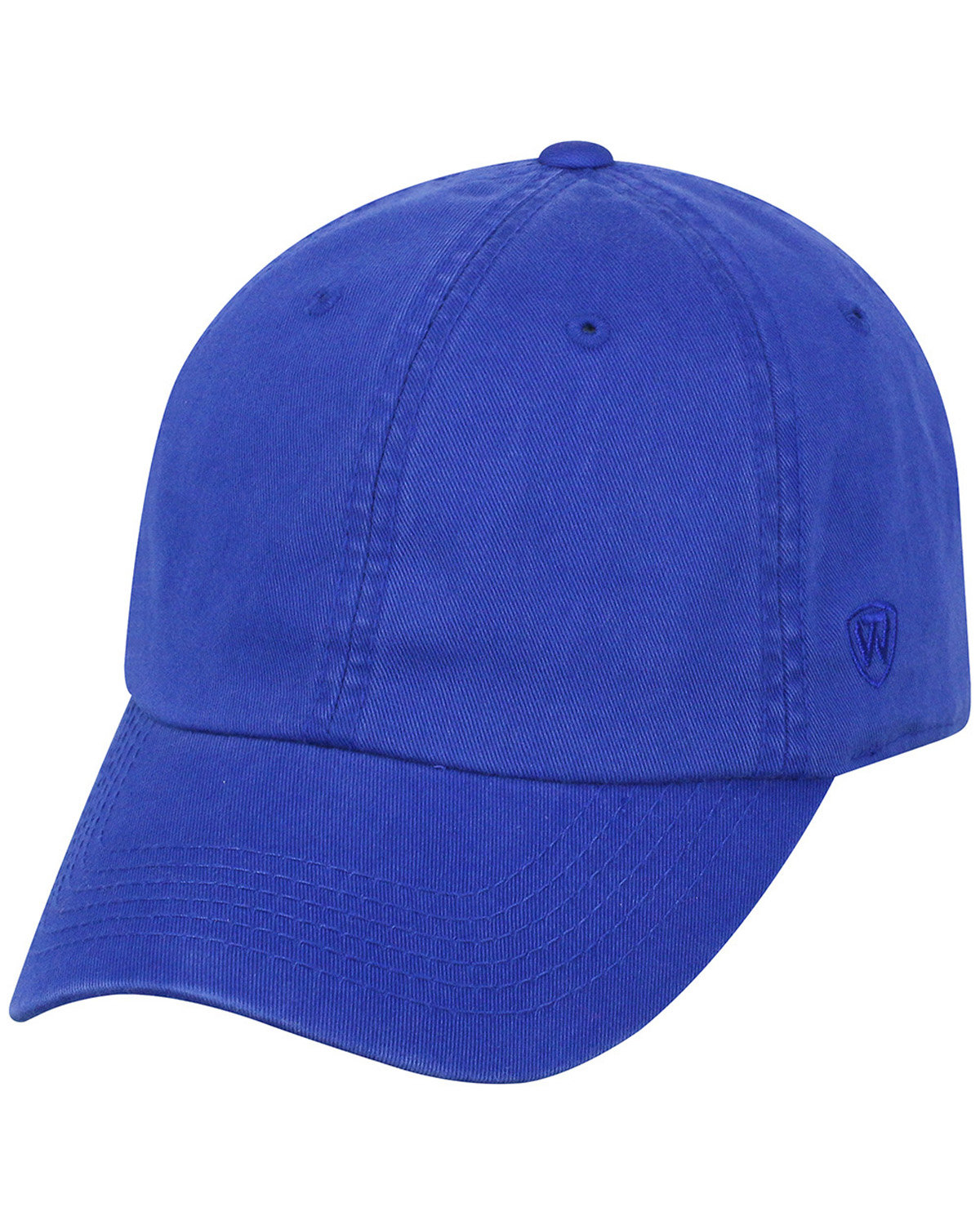 Top Of The World Adult Crew  Cap ROYAL