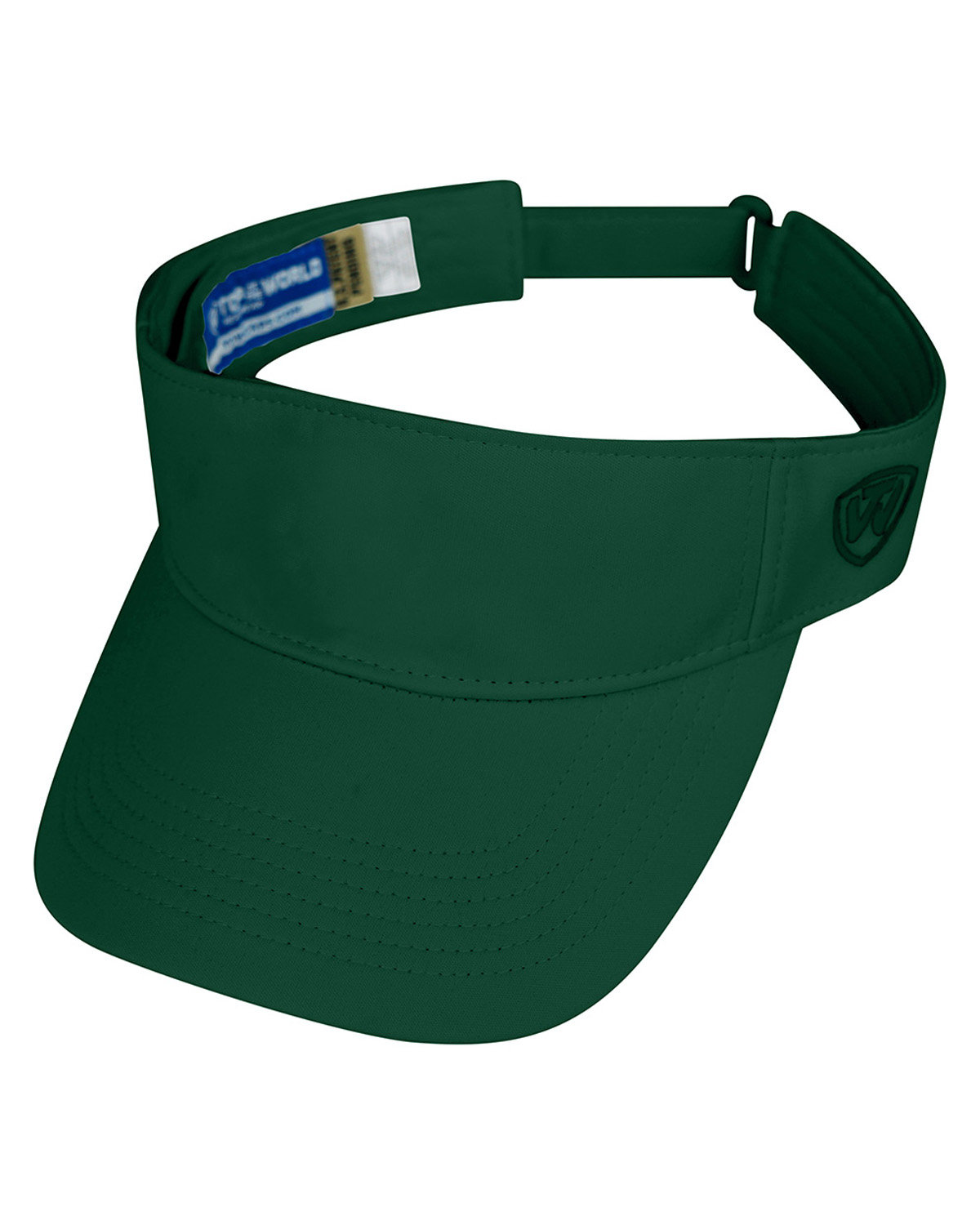 Top Of The World Adult Hawkeye Visor FOREST
