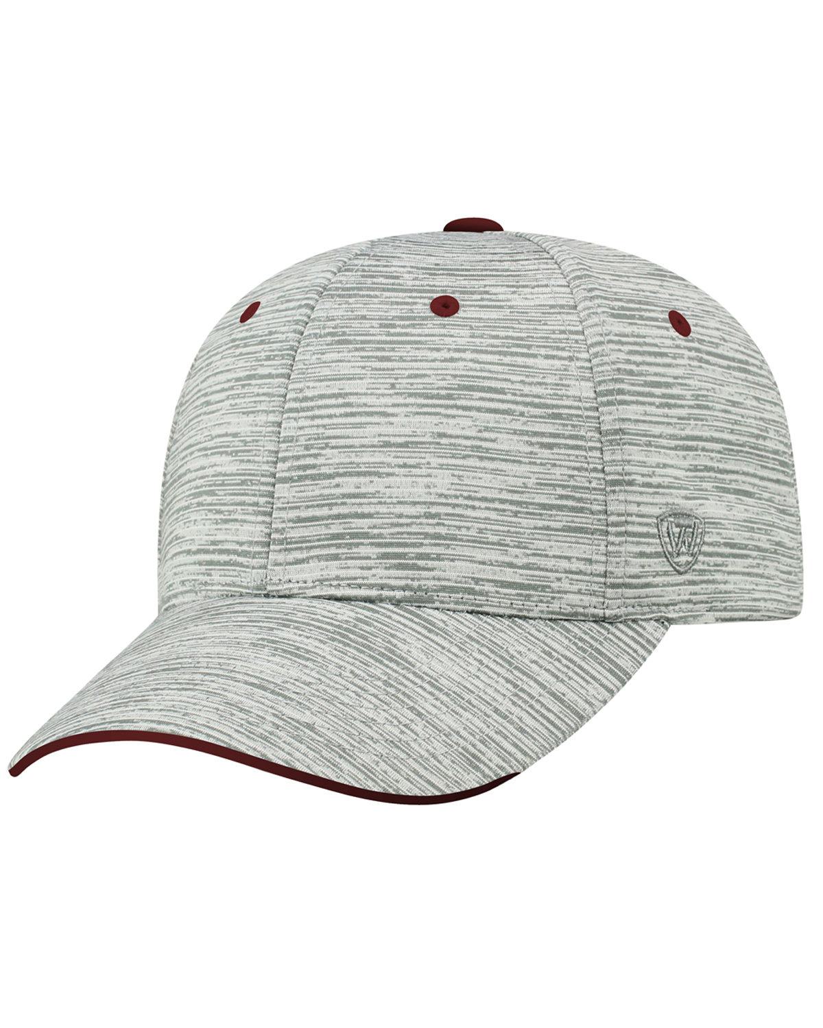 Top Of The World Adult Ballaholla Cap BURGUNDY