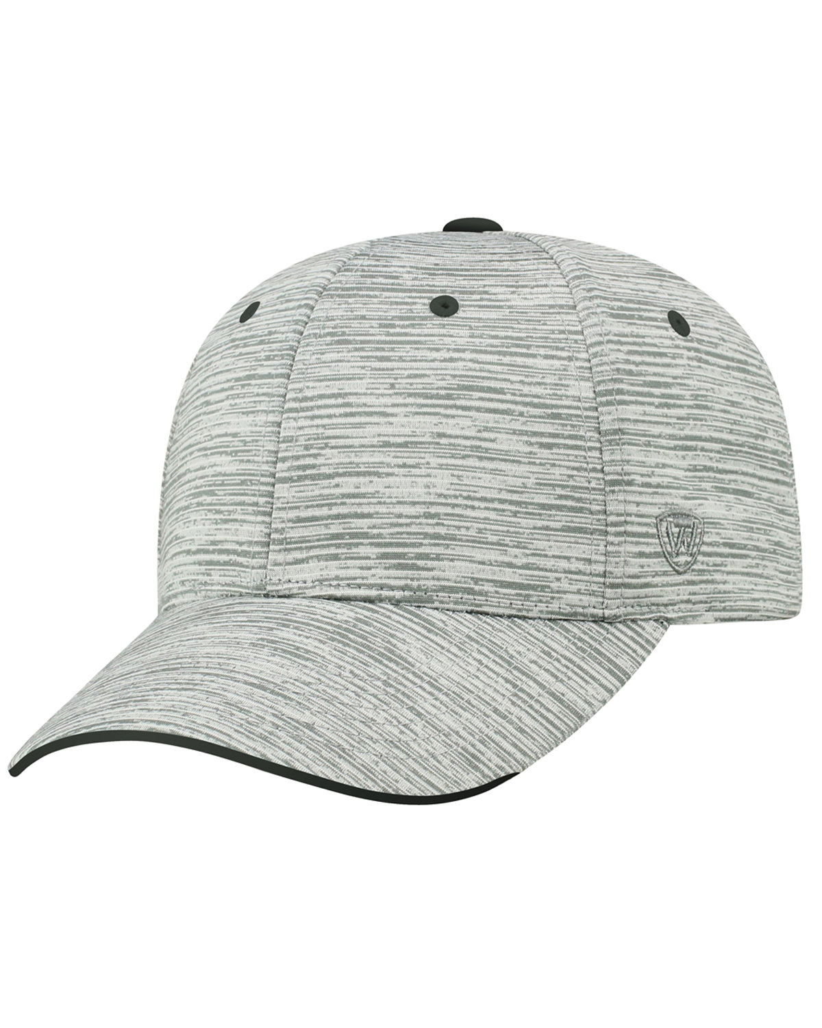 Top Of The World Adult Ballaholla Cap BLACK