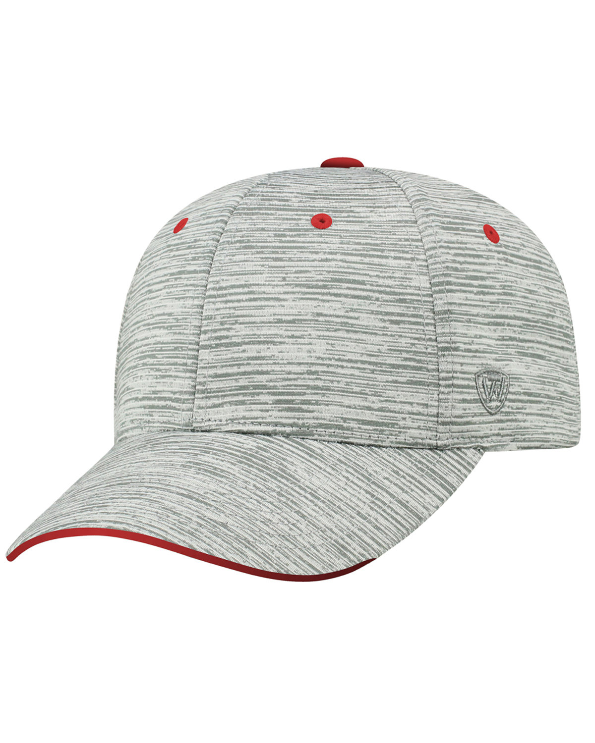 Top Of The World Adult Ballaholla Cap RED