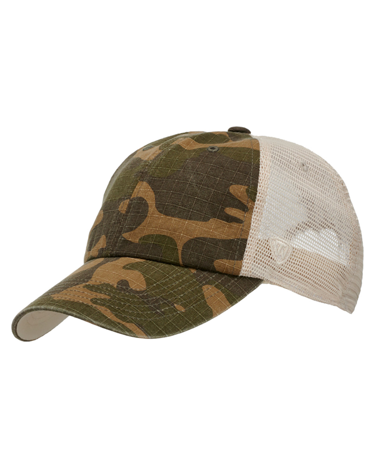 Top Of The World Riptide Ripstop Trucker Hat CAMO