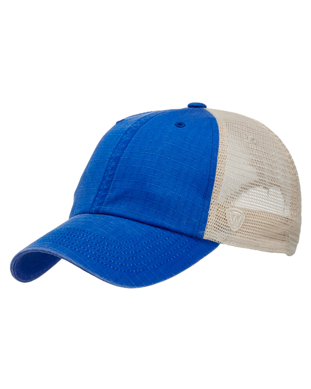Top Of The World Riptide Ripstop Trucker Hat ROYAL