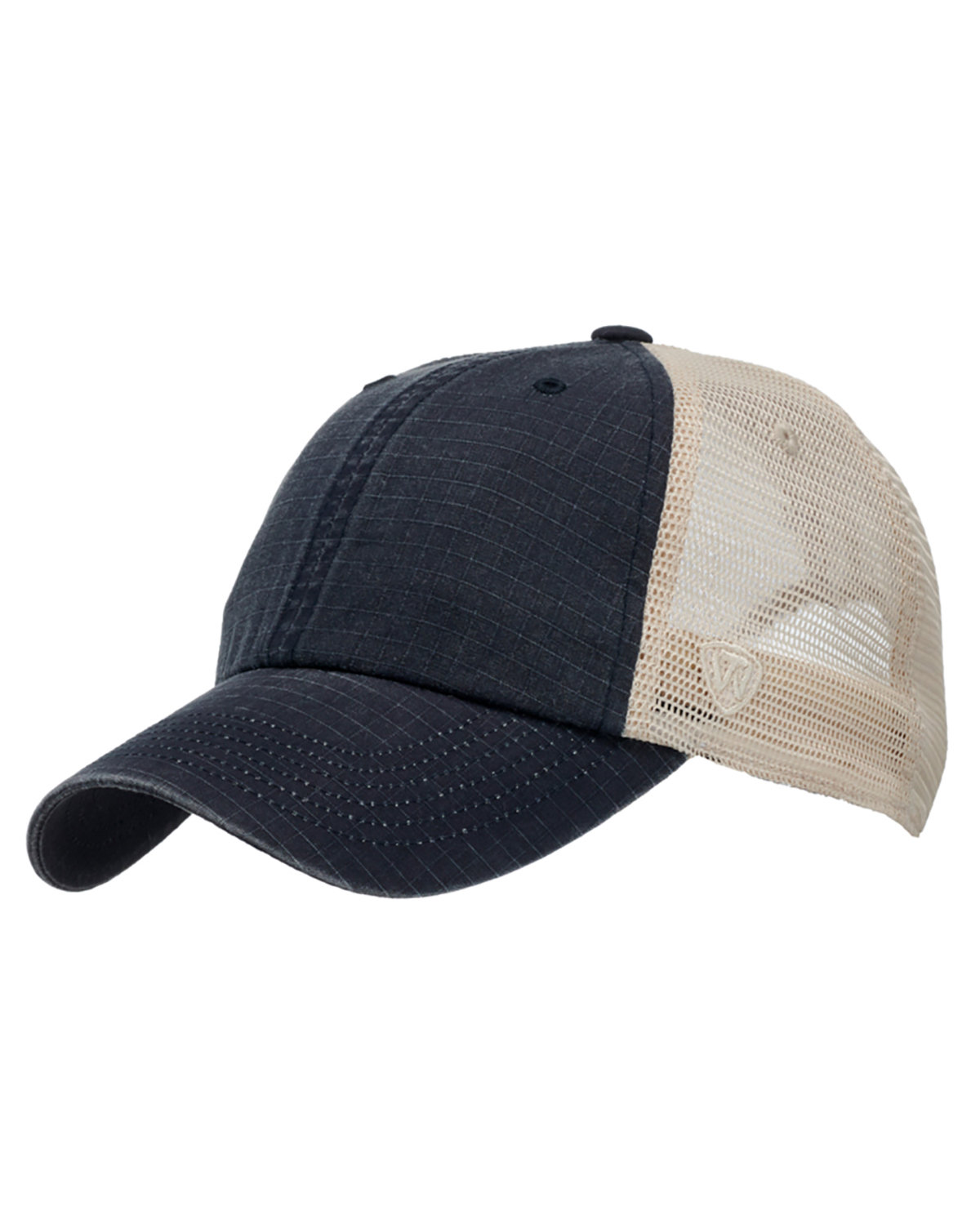 Top Of The World Riptide Ripstop Trucker Hat NAVY