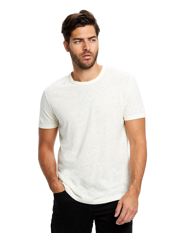US Blanks Men's Hemp Crewneck T-Shirt NATURAL